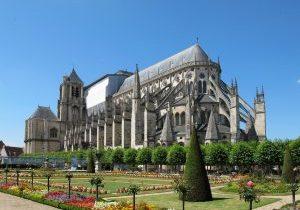 cathedrale saint-etienne bourges