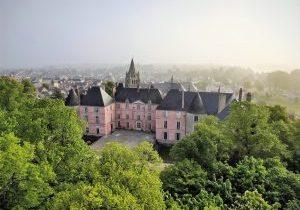 château de meung-sur-loire loiret