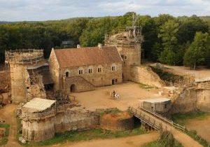 chateau de guedelon