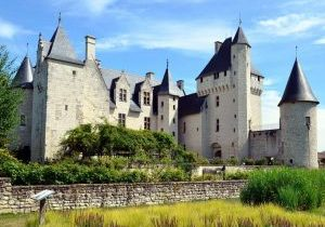 chateau du rivau - all-free-photo - 1320x990