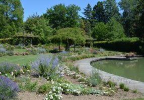 roseraie - parc floral de la source