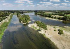 Etiage de la Loire